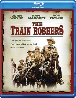 Грабители поездов / The Train Robbers (1973) BDRip 720p