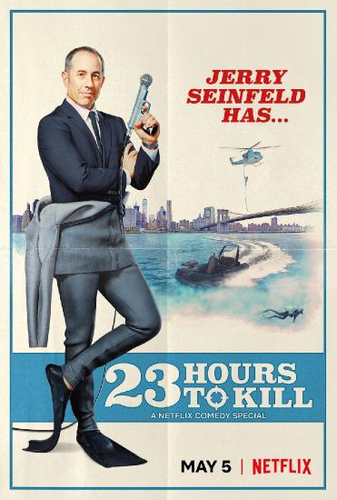 Jerry Seinfeld 23 Hours To Kill 2020 1080p WEB-DL X264 AC3-EVO