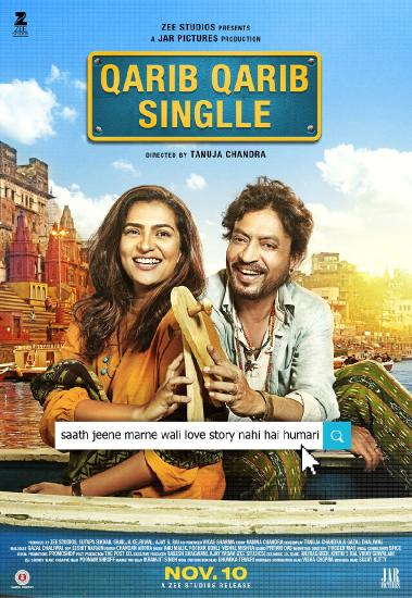 Qarib Qarib Singlle 2017 Hindi 720p NF WEBRip x264 AAC 5 1 ESubs