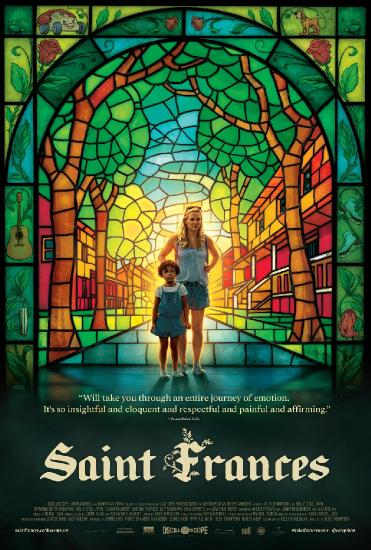 Saint Frances 2019 1080p WEB-DL H264 AC3-EVO