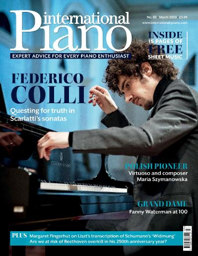 International Piano - Issue 65 - March (2020)