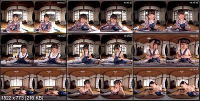 Urara Kanon - 3DSVR-0677 A [Oculus Rift, Vive, Samsung Gear VR | SideBySide] [2048p]