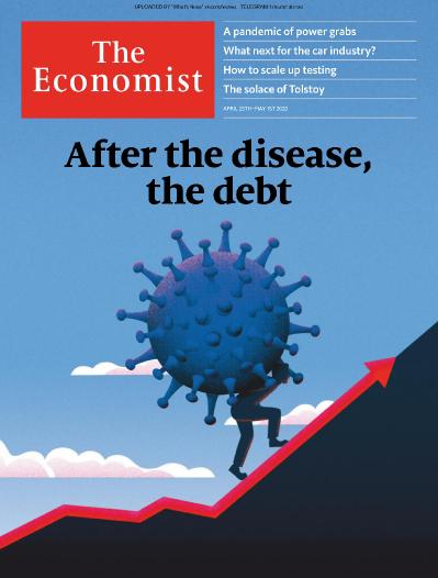 The Economist USA - 25 04 (2020)