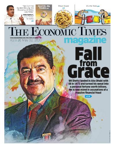 The Economic Times - April 26 (2020)