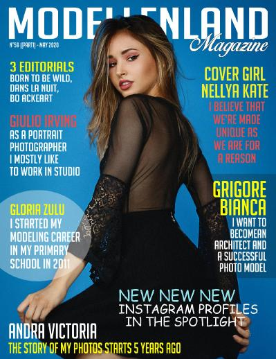 Modellenland Magazine - May 2020 Part I