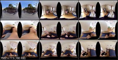 Mao Hamasaki - KIWVR-144 A [Oculus Rift, Vive, Samsung Gear VR | SideBySide] [2048p]