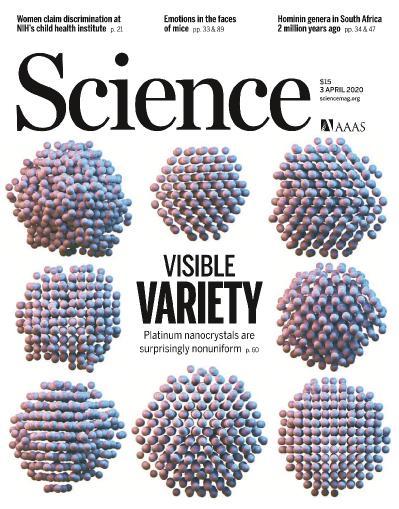 Science - 3 April (2020)