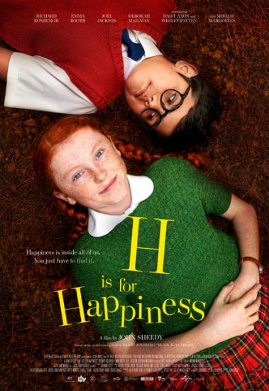 H Is For Happiness 2020 HDRip XviD AC3-EVO