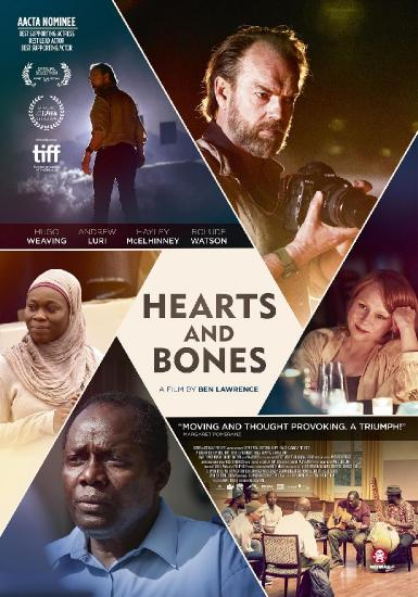 Hearts And Bones 2019 HDRip XviD AC3-EVO