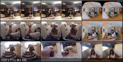 College Girl - VVVR-005 A [Oculus Rift, Vive, Samsung Gear VR | SideBySide] [2048p]