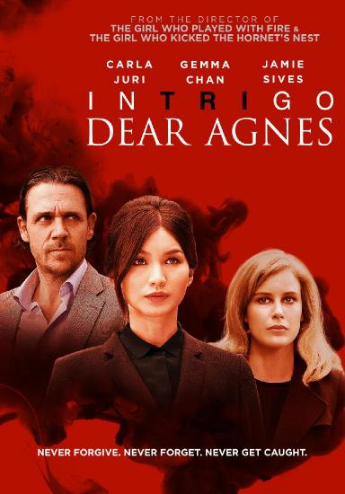 Intrigo Dear Agnes 2019 HDRip XviD AC3-EVO