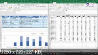 5 основных навыков работы в Excel (2019/PCRec/Rus)