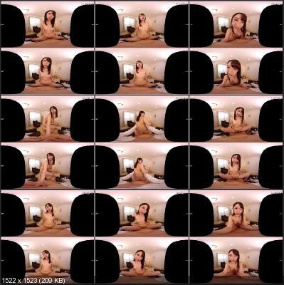 Airi Nanase - She Loves to Kiss! Part 2 [Oculus Rift, Vive, Samsung Gear VR | SideBySide] [1920p]