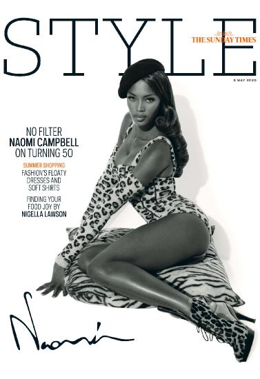 The Sunday Times Style - 3 May (2020)