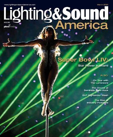 Lighting & Sound America - March (2020)