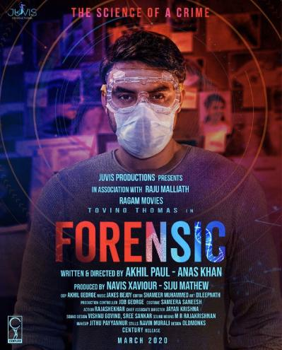 Forensic (2020) Malayalam 720p WEB-DL AVC AAC-Team BWT