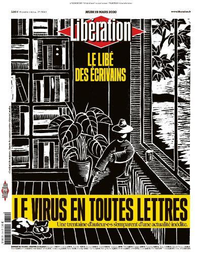 Libération - 19 03 (2020)