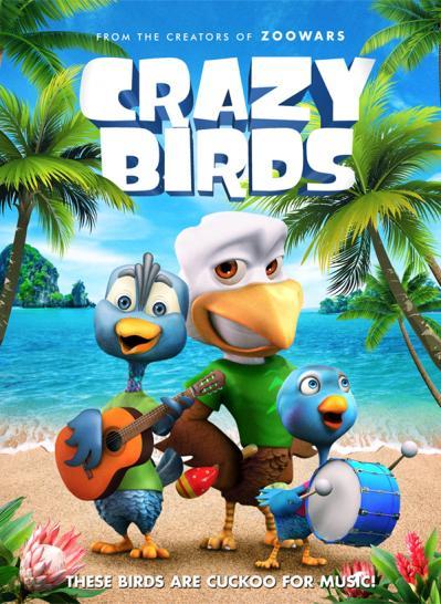 Crazy Birds 2019 HDRip XviD AC3-EVO