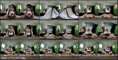 Mizuki Yayoi - 3DSVR-0670 B [Oculus Rift, Vive, Samsung Gear VR | SideBySide] [2048p]