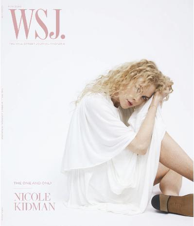 The Wall Street Journal Magazine - May (2020)