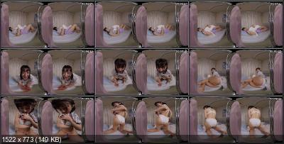 Kei Kato - Peeping on Her Unprotected Body [Oculus Rift, Vive, Samsung Gear VR | SideBySide] [2160p]