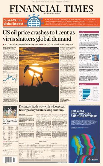 Financial Times 21Apr(2020)