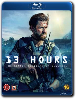 13 часов: Тайные солдаты Бенгази / 13 Hours: The Secret Soldiers of Benghazi (2016) BDRip 720p