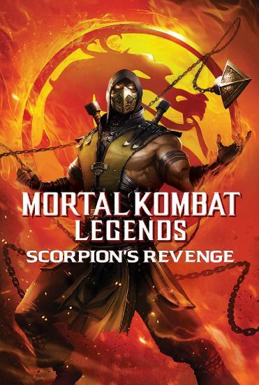 Mortal Kombat Legends Scorpions Revenge 2020 4K HDR 2160p BD