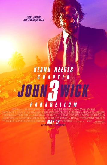 John Wick Chapter 3 Parabellum 2019 INTERNAL HDR 2160p WEB X