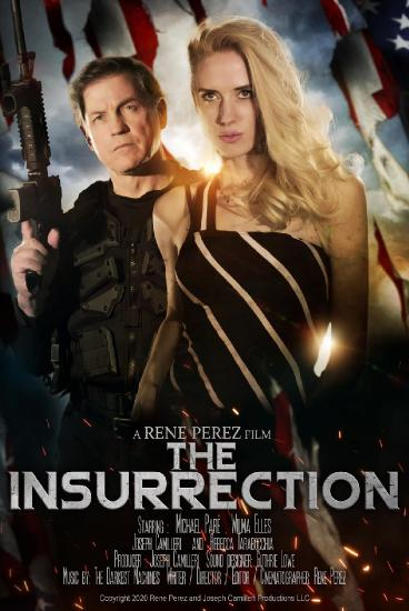 The Insurrection 2020 WEBRip XviD MP3-XVID
