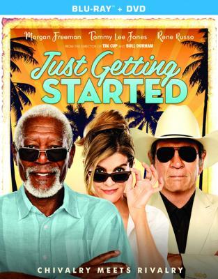 Все только начинается / Just Getting Started (2017) BDRemux 1080p | Лицензия