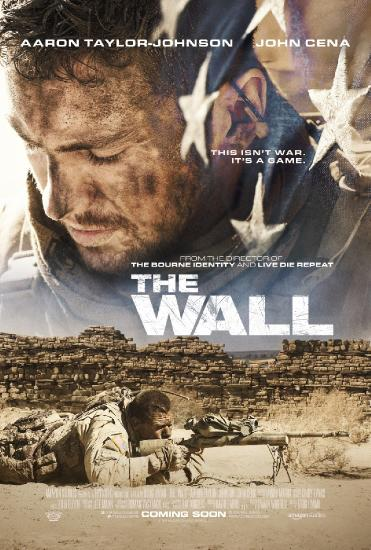 The Wall 2017 HDR 2160p WEB h265-WATCHER