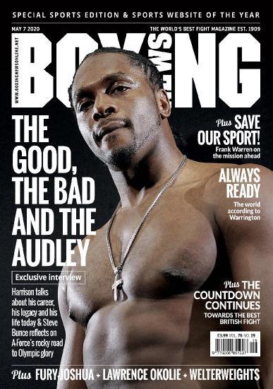 Boxing News - 7 May (2020)