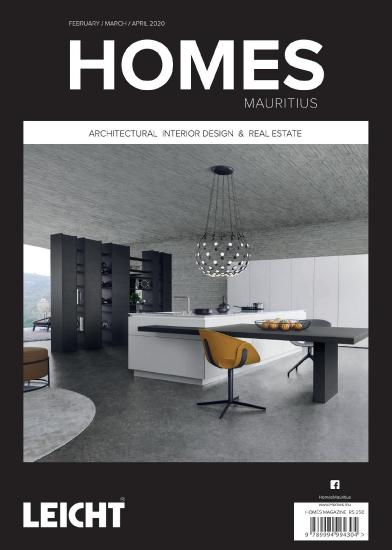 Homes Mauritius - February-March-April (2020)