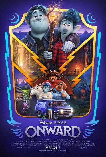 Onward 2020 1080p Bluray DTS-HD MA 7 1 X264-EVO