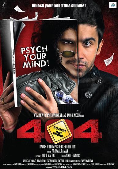 404 Error Not Found 2011 WebRip 1080p Hindi DD 2 0 x264 ESub
