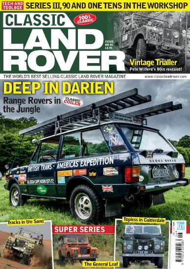 Classic Land Rover - Issue 85 - June (2020)