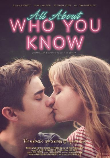 All About Who You Know 2020 HDRip XviD AC3-EVO