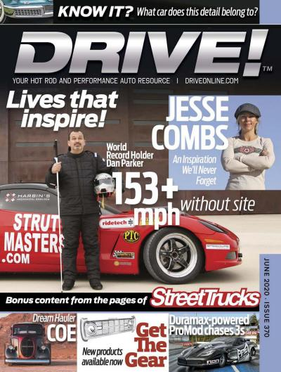Drive ! - Issue 370 - June (2020)