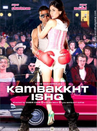 Kambakkht Ishq (2009) 1080p WEB-DL AVC AAC-BWT Exclusive