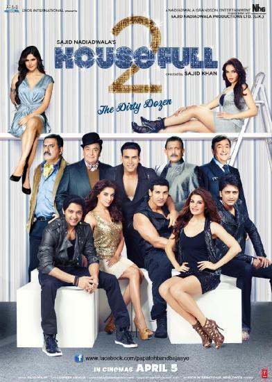 Housefull 2 (2012) 1080p WEB-DL AVC AAC-BWT Exclusive