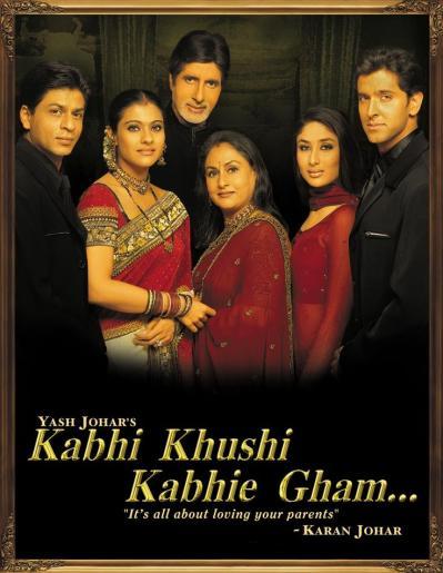 Kabhi Khushi Kabhie Gham... (2001) 1080p WEB-DL AVC AAC-BWT Exclusive