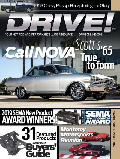 Drive ! - Issue 367 - March (2020)