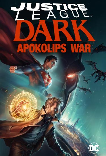 Justice League Dark Apokolips War (2020) 1080p BluRay [YTS]