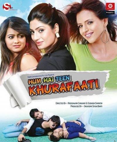 Hum Hai Teen Khurafaati (2014) 1080p WEB-DL AVC AAC-BWT Exclusive