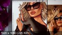 Мультяшный стиль на iPad (2020/CAMRip/Rus)