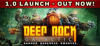 Deep Rock Galactic-CODEX