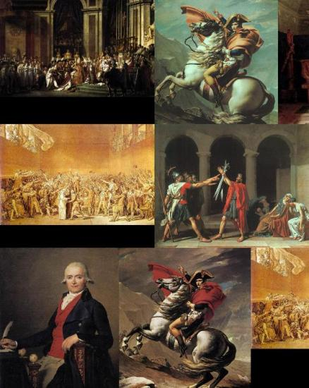 Jacques-Louis David (1748-1825)