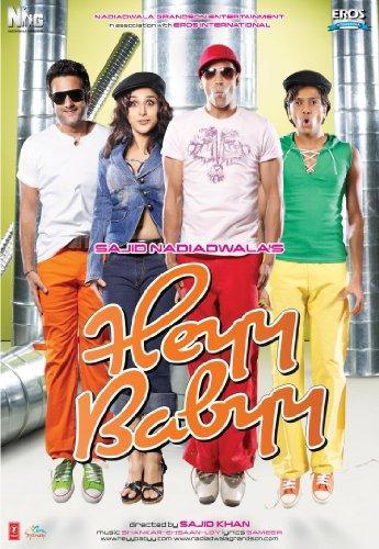 Heyy Babyy (2007) 1080p WEB-DL AVC AAC-BWT Exclusive