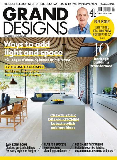 Grand Designs UK - March (2020)